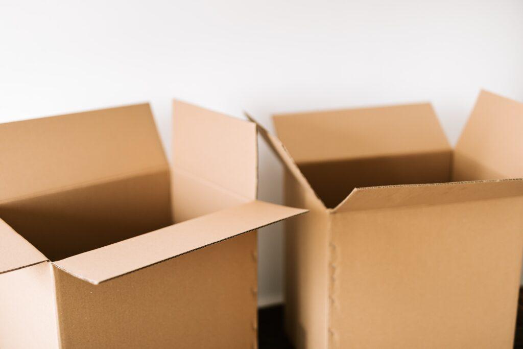 European Self Storage storage boxes