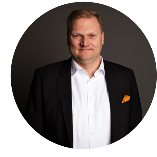 Entrepreneur Michael Fogelberg